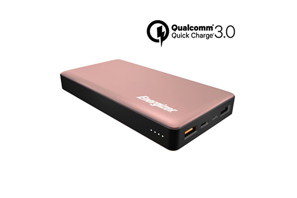 ENERGIZER POWER BANK 15000 MAH - UE15002CQ