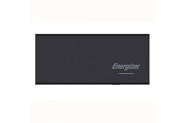 ENERGIZER POWER BANK - 15000 MAH - UE15001 - BLACK