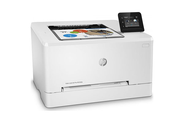 HP COLOUR LASERJET - PRO M254DW - WIRELESS LASER PRINTER - T6B60A