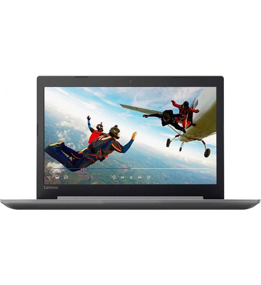 LENOVO IDEAPAD 320-15IKBRA - I5-8250U, 3.4GHZ - 4 GB RAM - 2TB HDD - VGA 2 GB - 15.6 DISPLAY - WIN10 - 81BT005RAX - BLACK