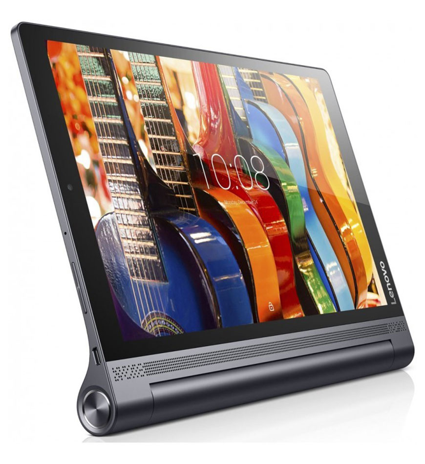 LENOVO YOGA TAB 3 X90 -10.1 - ATOM X5-Z8500 QC 2.24GHZ- 4GB- 64GB- 4G-LTE- 5MP- 13MP - ZA0G0092AE - BLACK