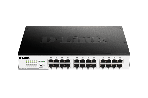 D-link 24 PORT GIGABIT UNMANAGED (DGS-1024D)