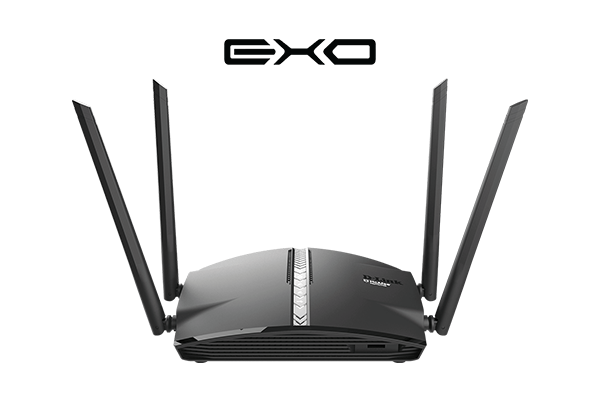 D-link AC1300 Mesh Enable WiFi Router (DIR-1360)