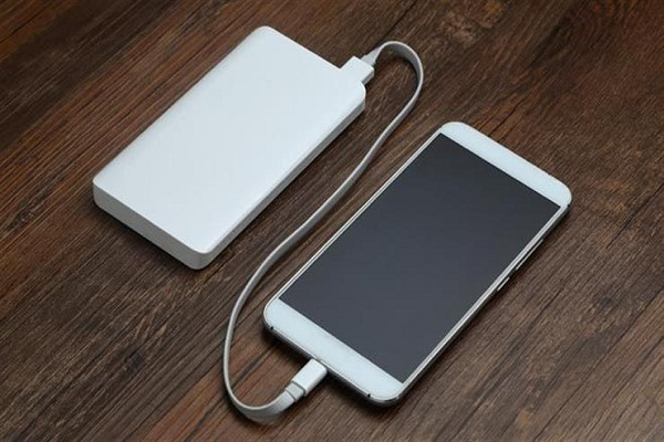PLATINUM POWER BANK - SLIM METAL CASE - 10,000 MAH - PP-9002