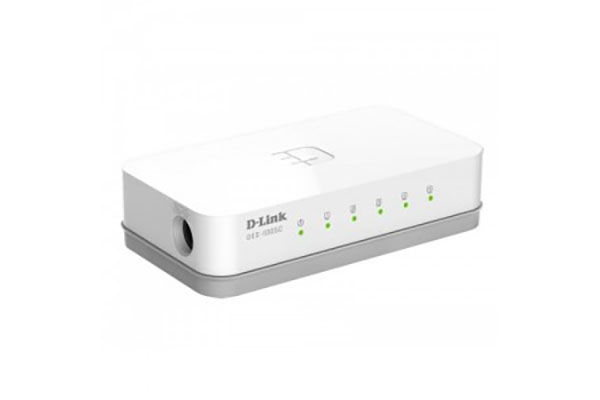 D-LINK SWITCH 5 PORT (DES-1005A)