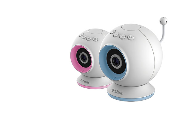 D-LINK WI-FI WIRELESS CLOUD BABY CAMERA -DCS-825L