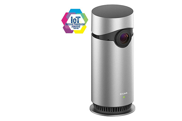 D-LINK OMNA 180 CAM HD - 1080P INDOOR HOME SECURITY CAMERA - WORKS WITH APPLE HOMEKIT - DSH-C310