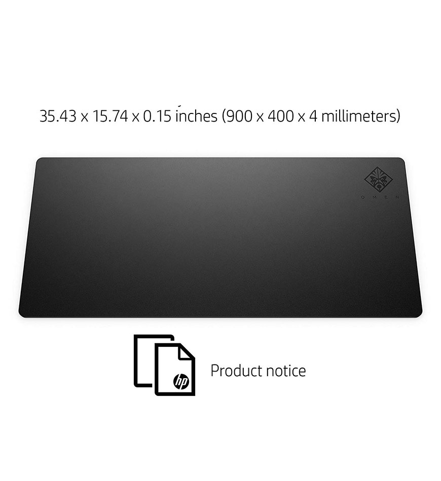 HP OMEN 300 GAMING MOUSE PAD -1MY15AA