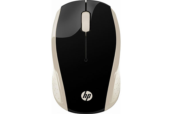 HP 200 WIRELESS OPTICAL MOUSE - 2HU82AA
