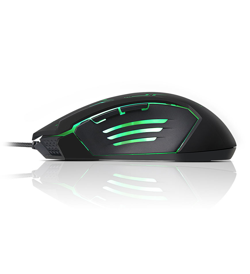 LENOVO LEGION M200 RGB GAMING MOUSE FOR LENOVO LEGION 920, 720, 520 GAMING LAPTOPS - GX30P93886