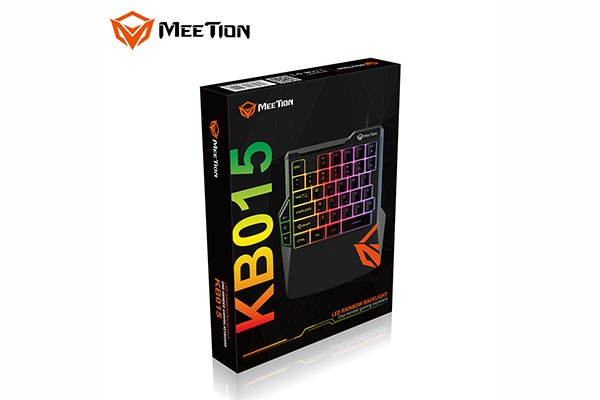 Meetion One-hand Gaming Keyboard - MT-KB015
