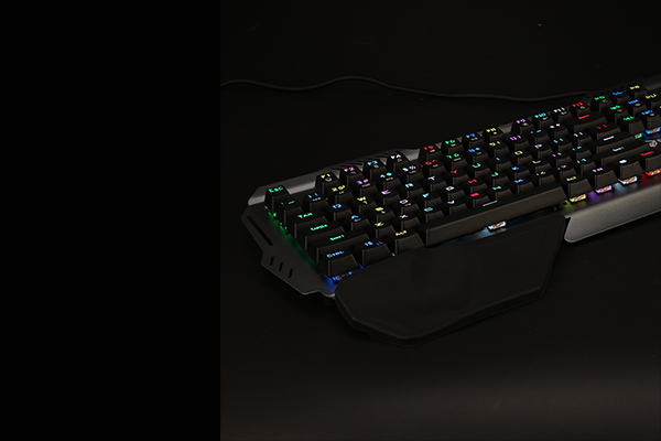 MeeTion Mechanical Gaming Metal Keyboard - MT-MK20