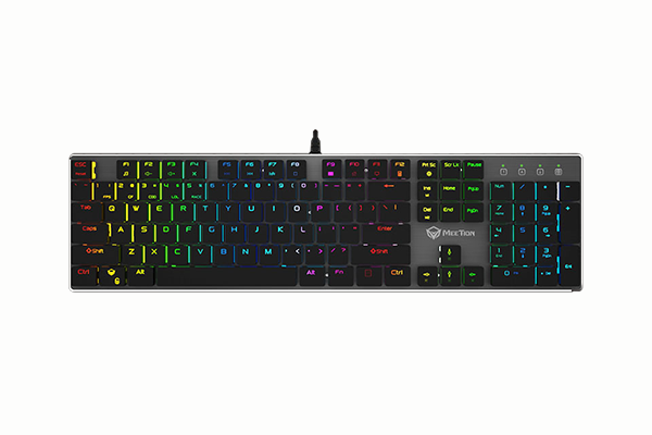 Meetion Ultrathin RGB Mechanical Gaming Keyboard  - MT-MK80