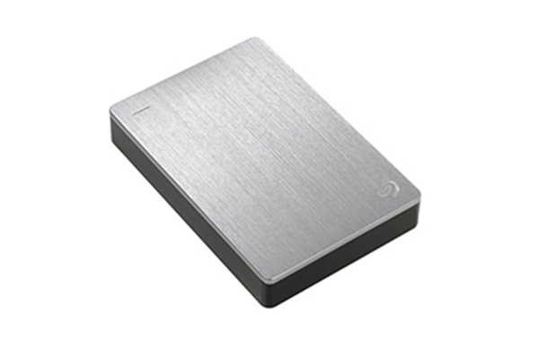HDD Seagate Backup Plus 4TB Portable - Silver - STDR4000900