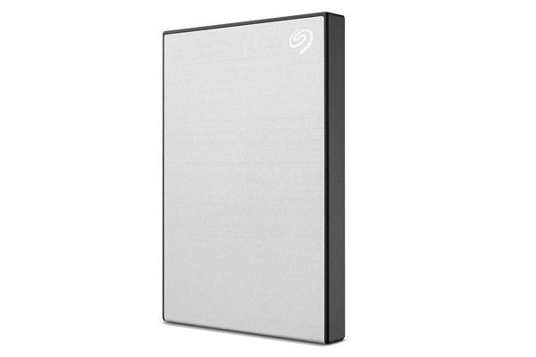 HDD Seagate ONE TOUCH Portable 1TB Silver - STKB1000401