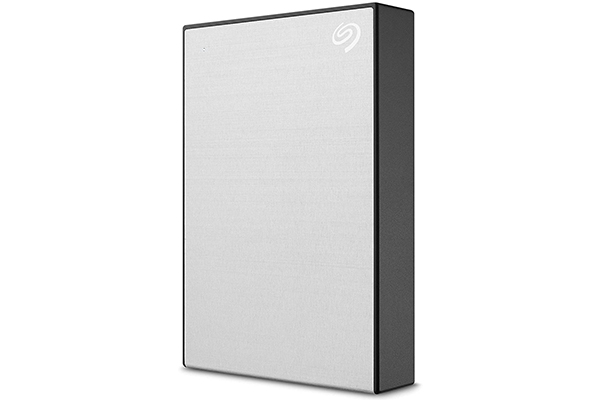 HDD Seagate ONE TOUCH Portable 4TB Silver - STKC4000401