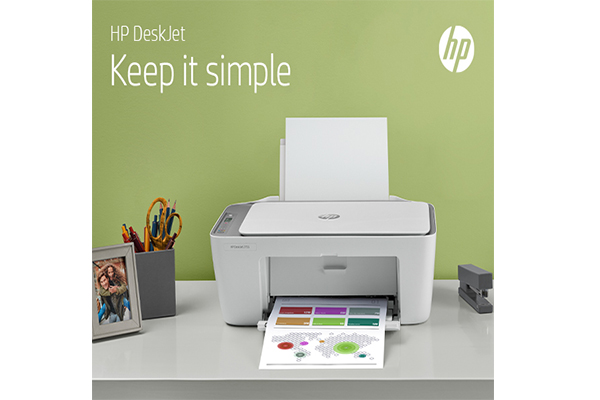 HP DeskJet 2720 All in One Printer - 3XV18B