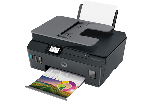 HP Smart Tank 530 AiO Printer - 4SB24A
