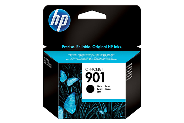 HP 901 Black Original Ink Cartridge - CC653AE