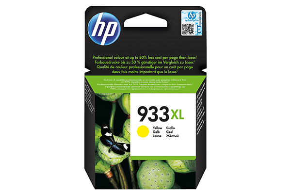 HP 933XL Yellow Cartridge  - CN056AE