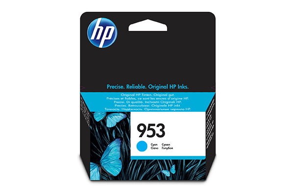 HP 953  High Yield Cyan - F6U12AE