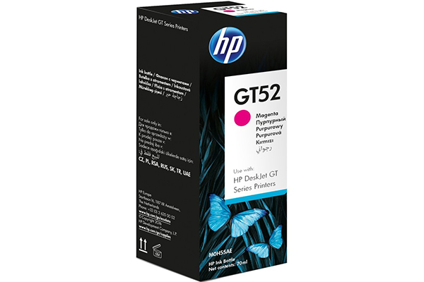 HP GT52 Magenta Ink Bottle - M0H55AE