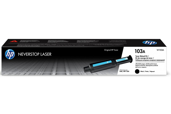 HP 103A Neverstop Toner Reload Kit - W1103A