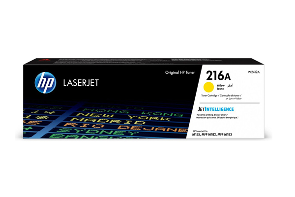 HP 216A yellow - W2412A