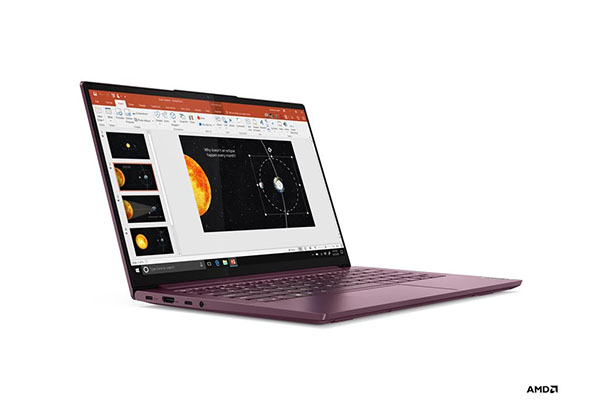 Ideapad Yoga Slim 7 14ARE05 (Ryzen 7 4700U, 16GB, 512GB, 14