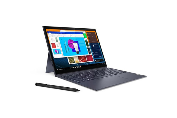 Lenovo Yoga Duet 7 13IML05 - i5-10210U - 8GB RAM - 512G M.2 NVME -  - SLATE GREY -13.0 WQHD - WIN10 HOME - DIGITAL PEN - 82AS002EAX