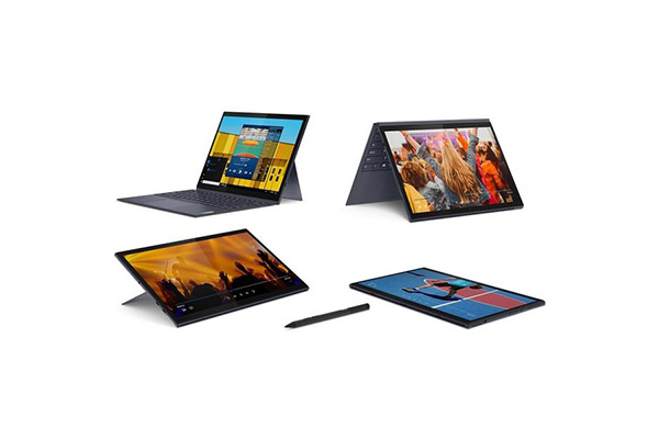 Lenovo Yoga Duet 7 13IML05 -  Core i7-10510U - 16GB RAM -  512GB M.2 NVME - WIN10 HOME, DIGITAL PEN - SLATE GREY - 13.0 WQHD 2160x1350 - 82AS002FAX