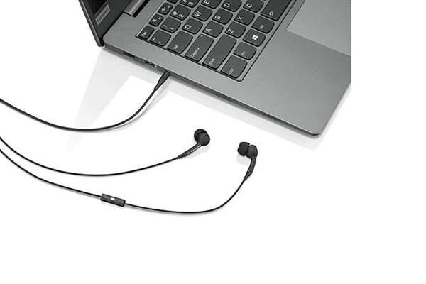 GXD0S50936 - Lenovo Earphone 100 Black