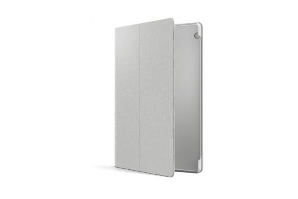TAB M10 Folio Case - Film White(WW) x605 - ZG38C02601