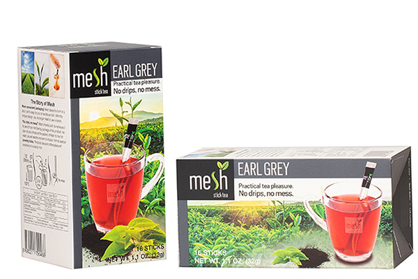 Earl Grey Tea - 16 Sticks