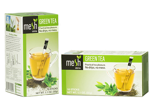 Green Tea - 16 Sticks