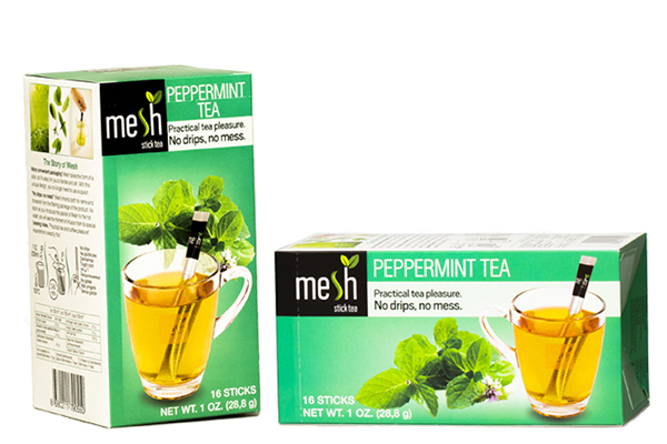Peppermint Tea - 16 Sticks