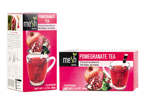 Pomegranate Tea - 16 Sticks