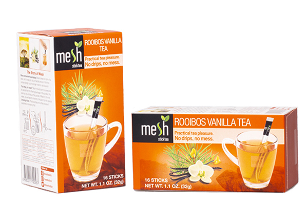 Rooibos Vanilla Tea - 16 Sticks
