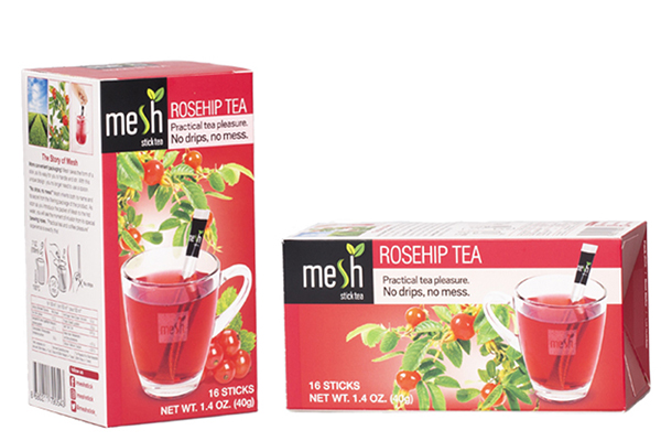 Roseship Tea - 16 Sticks