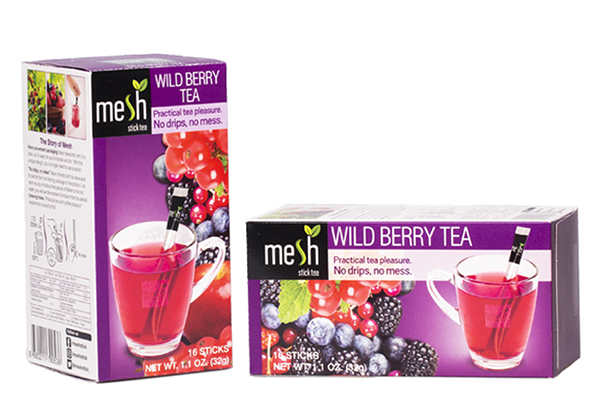 Wild Berry Tea - 16 Sticks