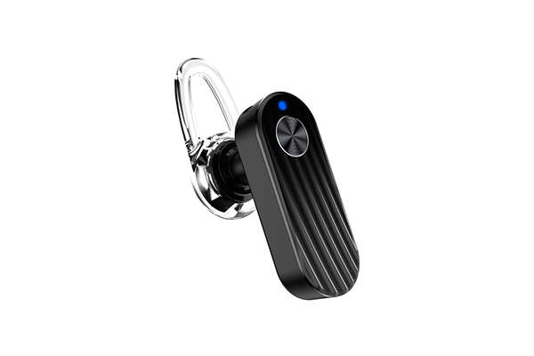 PLATINUM GLORY Series Mini Bluetooth Earphone - Black - P-BTGLMINBK