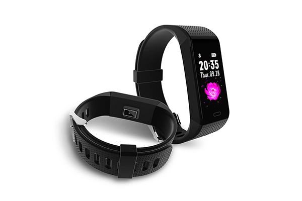 Riversong SMART BAND WAVE O2 - WAVE03 - BLACK (WAVEO2-WAVE03)